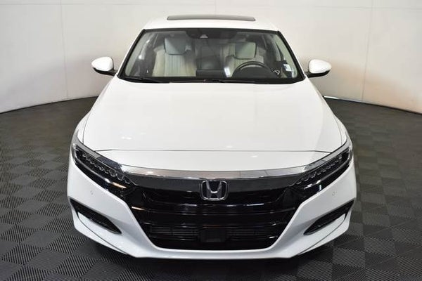 Fort Myers Honda >> 2018 Honda Accord Touring 4d Sedan 1 5t